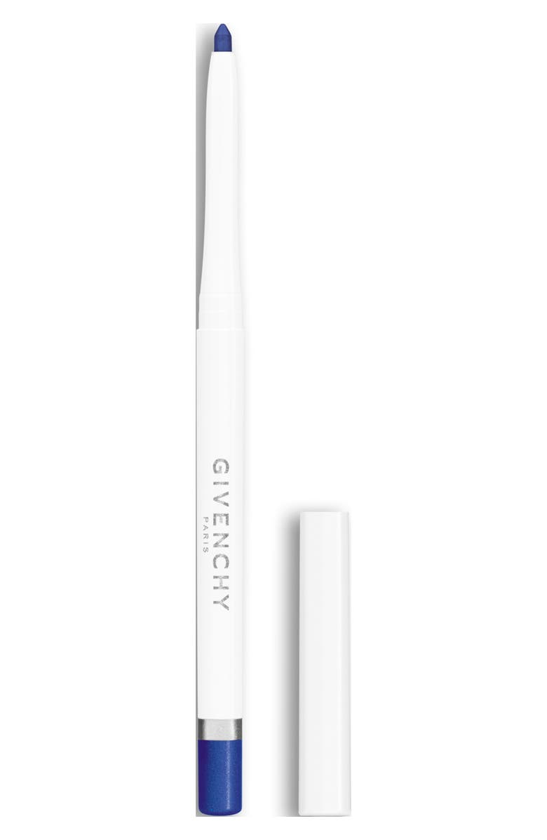 GIVENCHY Khôl Couture Waterproof Eye Pencil, Main, color, 4 COBALT