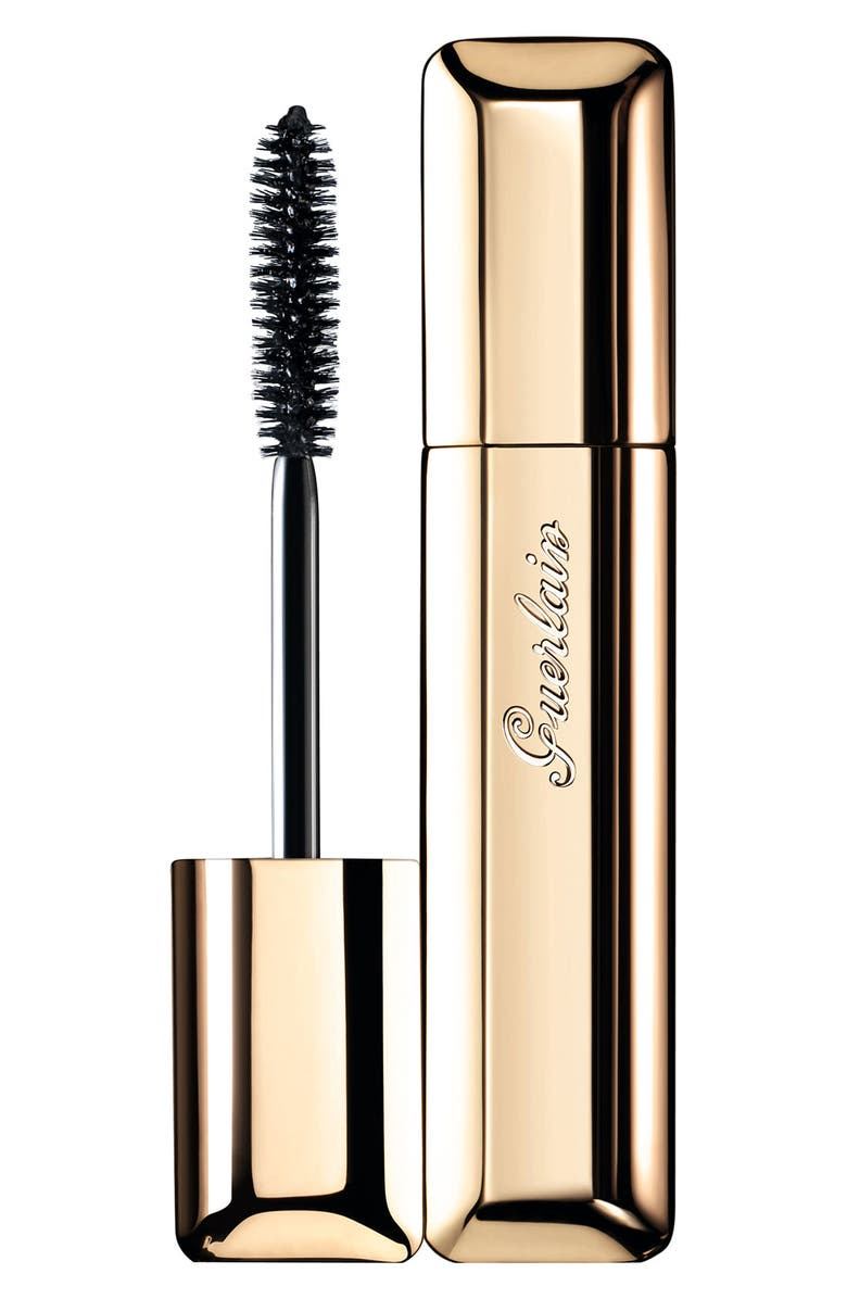 GUERLAIN Maxi Lash Volumizing & Curling Mascara, Main, color, 01 NOIR