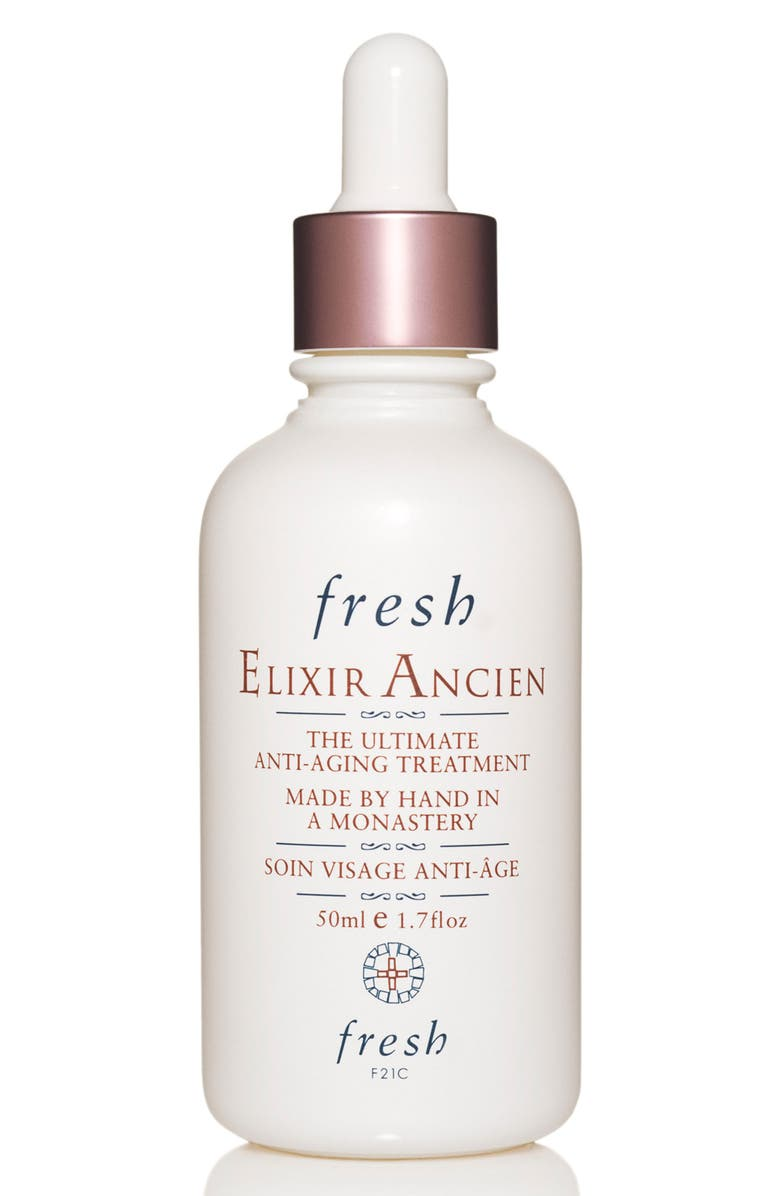 FRESH<SUP>®</SUP> Elixir Ancien Anti-Aging Treatment Face Oil, Main, color, 000