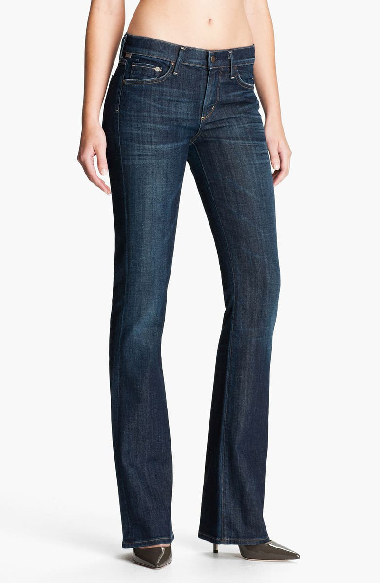 CITIZENS OF HUMANITY 'Amber' Bootcut Jeans, Main, color, GALAXY