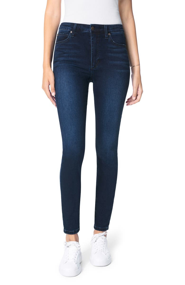 JOE'S Charlie High Rise Skinny Jeans, Main, color, HOPE