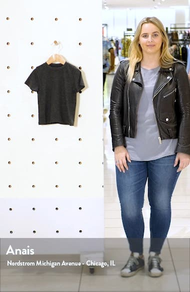 Essential Heathered T-Shirt, sales video thumbnail