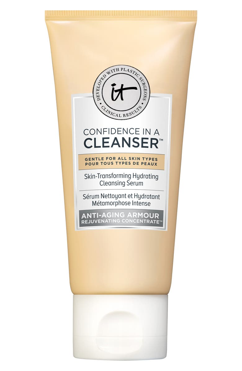 IT COSMETICS Confidence in a Cleanser, Main, color, No Color