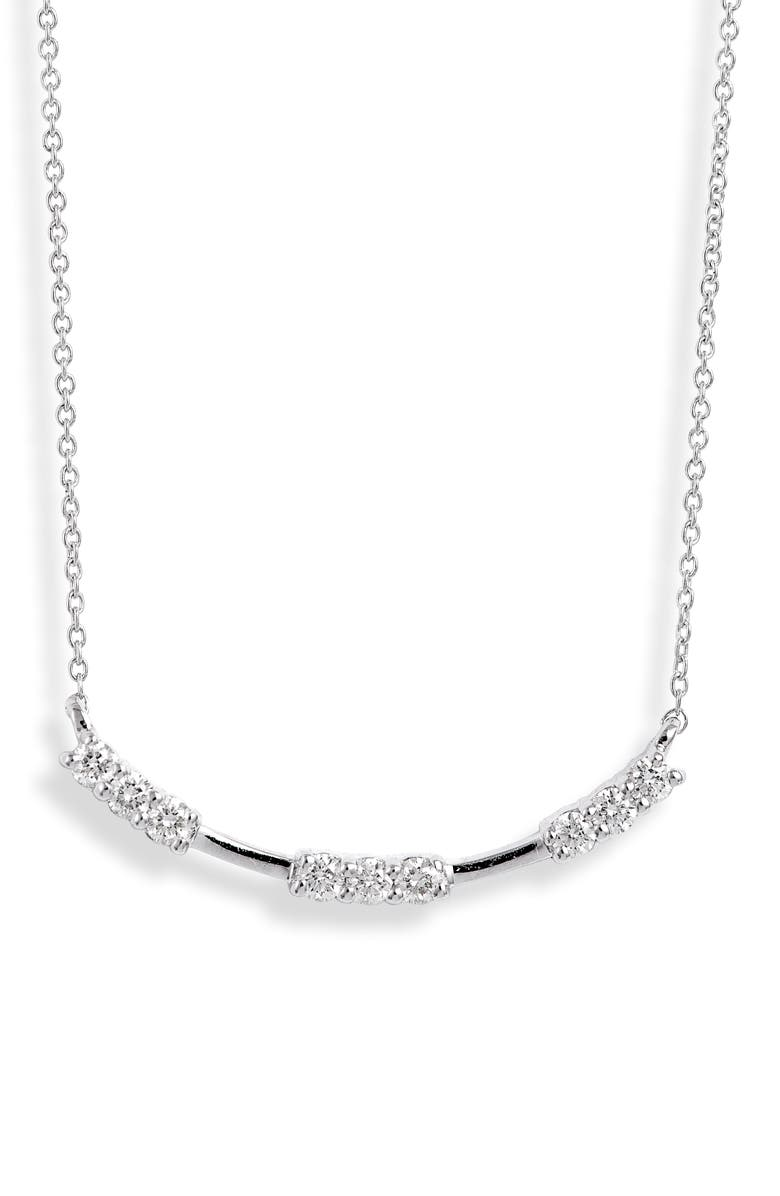 DANA REBECCA DESIGNS Nikki Joy Diamond Necklace, Main, color, 711