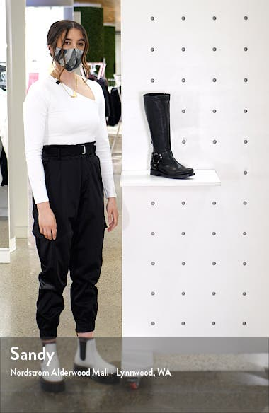 Veronica Harness Knee High Boot, sales video thumbnail