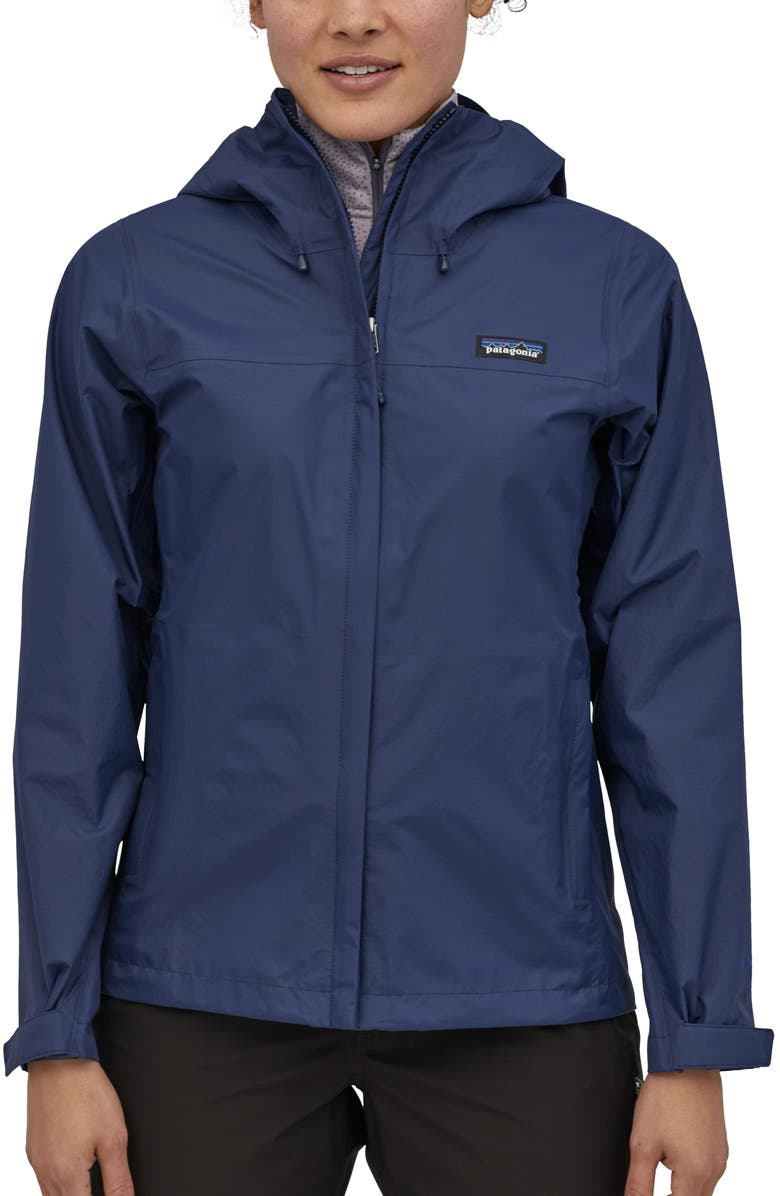 PATAGONIA Torrentshell 3L Packable Waterproof Jacket, Main, color, CNY CLASSIC NAVY