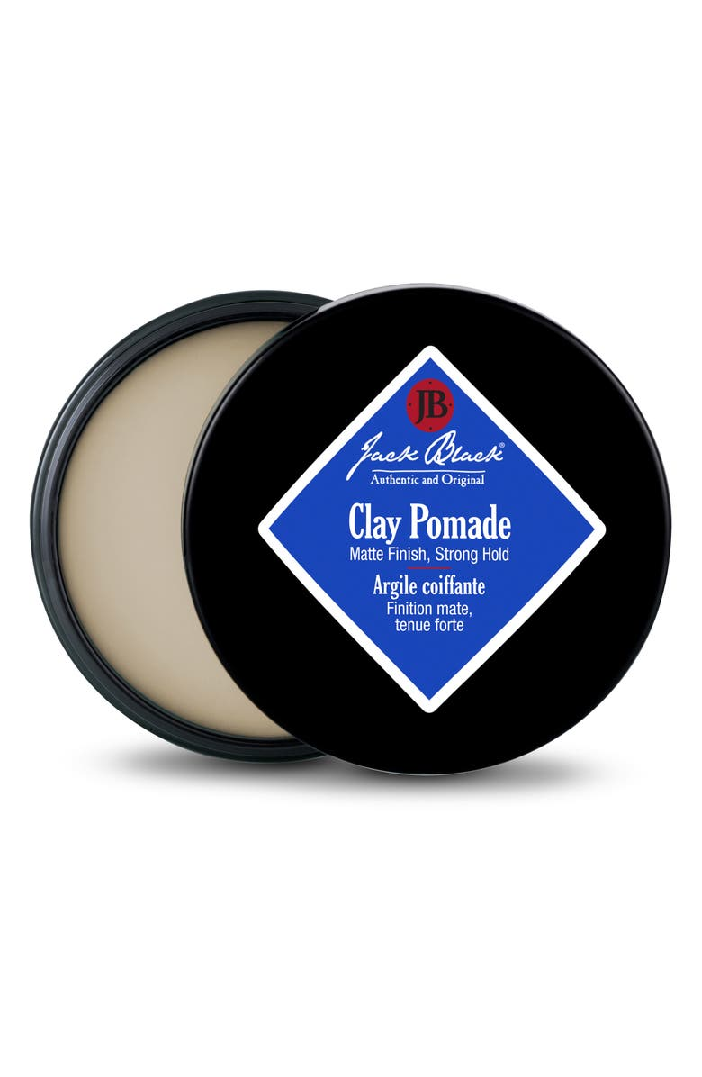 JACK BLACK Clay Pomade, Main, color, NO COLOR