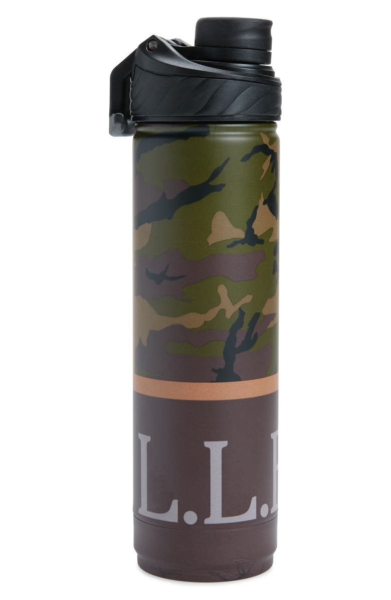 L.L.BEAN Canteen Insulated Water Bottle, Main, color, 300