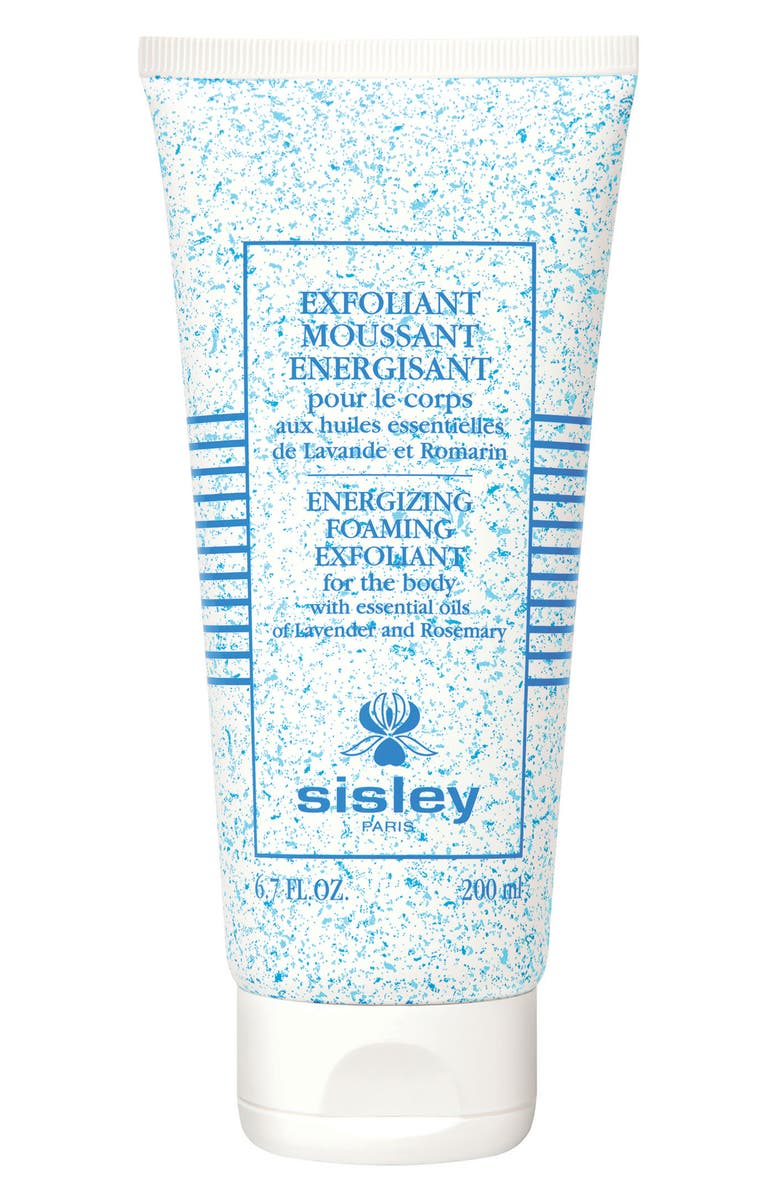 SISLEY PARIS Energizing Foaming Exfoliant for the Body, Main, color, No Color