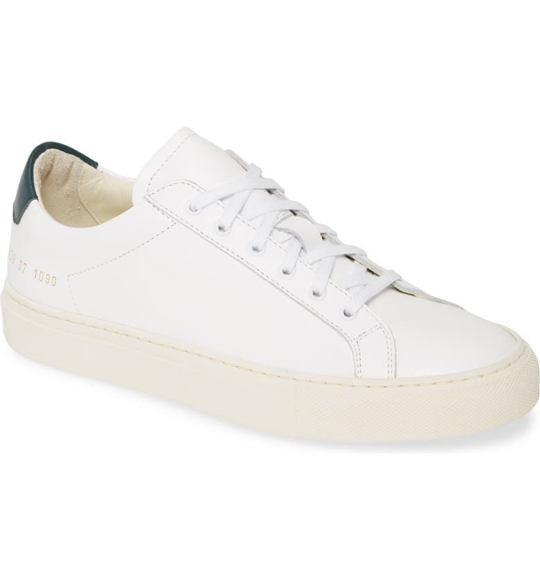 COMMON PROJECTS Retro Low Special Edition Sneaker, Main, color, 102