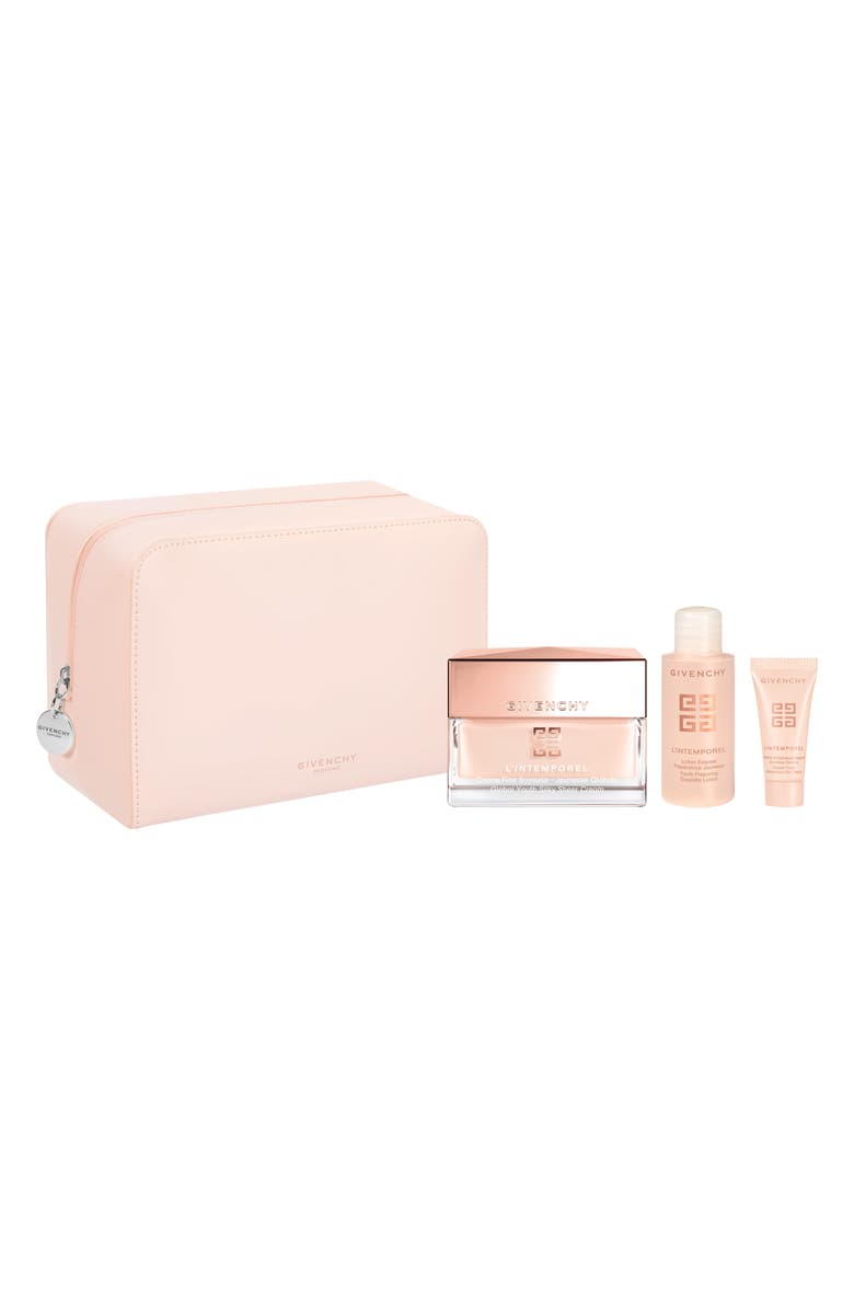 GIVENCHY L'Intemporel Full Size Global Youth Silky Sheer Cream Set, Main, color, NO COLOR