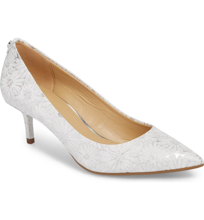 MICHAEL MICHAEL KORS Kitten Heel Pump, Main, color, 041