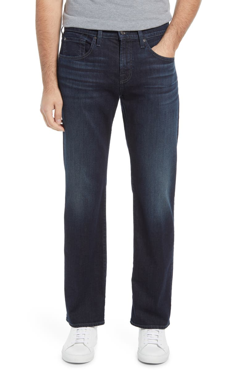 7 FOR ALL MANKIND Men's Austyn Relaxed Fit Jeans, Main, color, HUNTINGTON