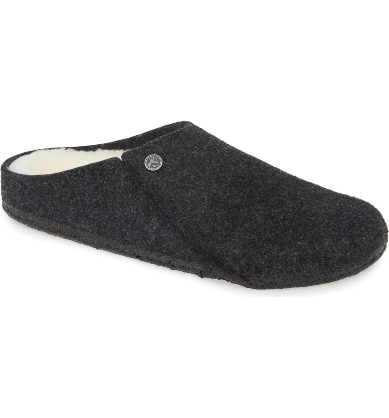 BIRKENSTOCK Zermatt Genuine Shearling Lined Slipper, Main, color, 050