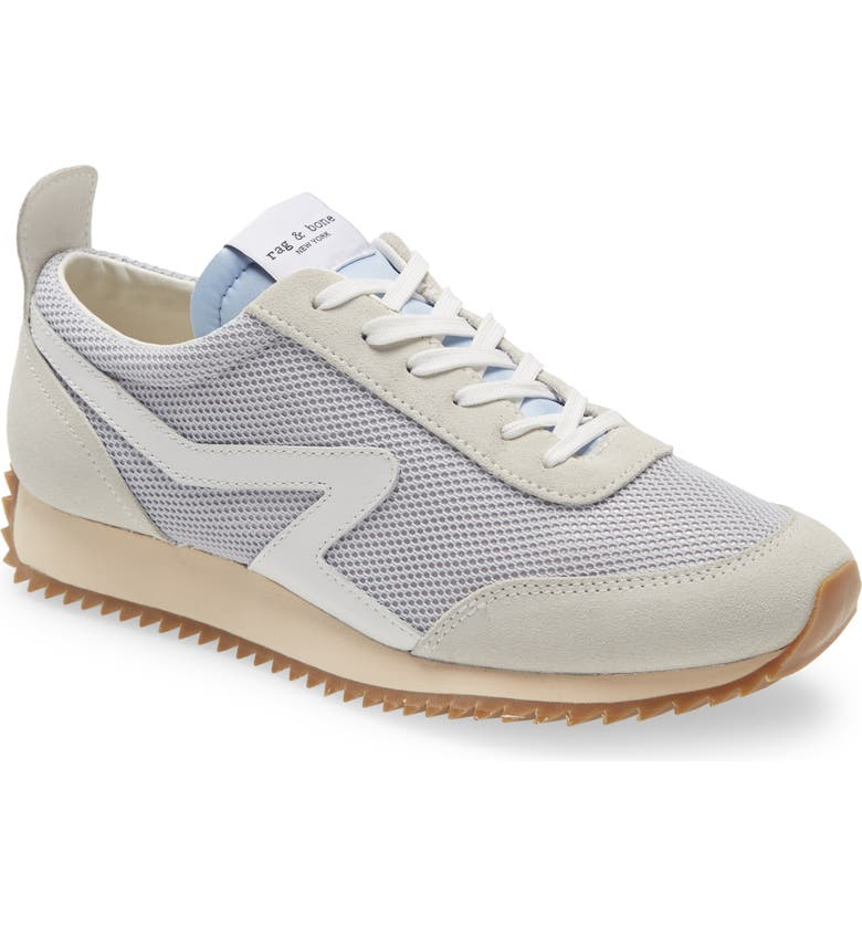 RAG & BONE Retro Runner Sneaker, Main, color, MOONSTONE