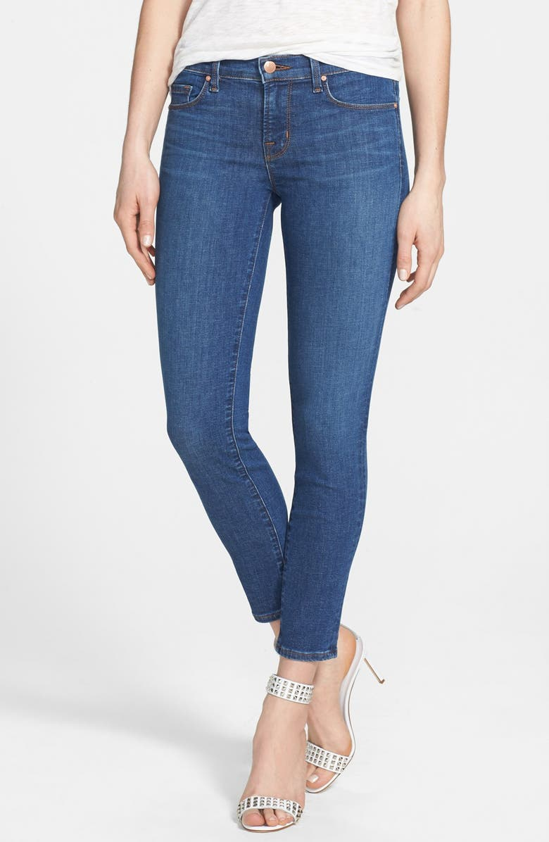 J BRAND Crop Skinny Jeans, Main, color, PACIFICA