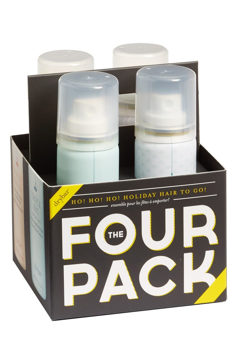 DRYBAR 'The Four Pack' Set, Main, color, 000