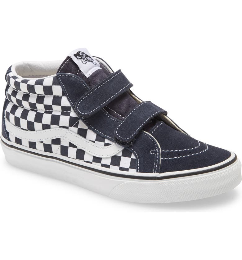 VANS Sk8-Mid Reissue V Sneaker, Main, color, 420