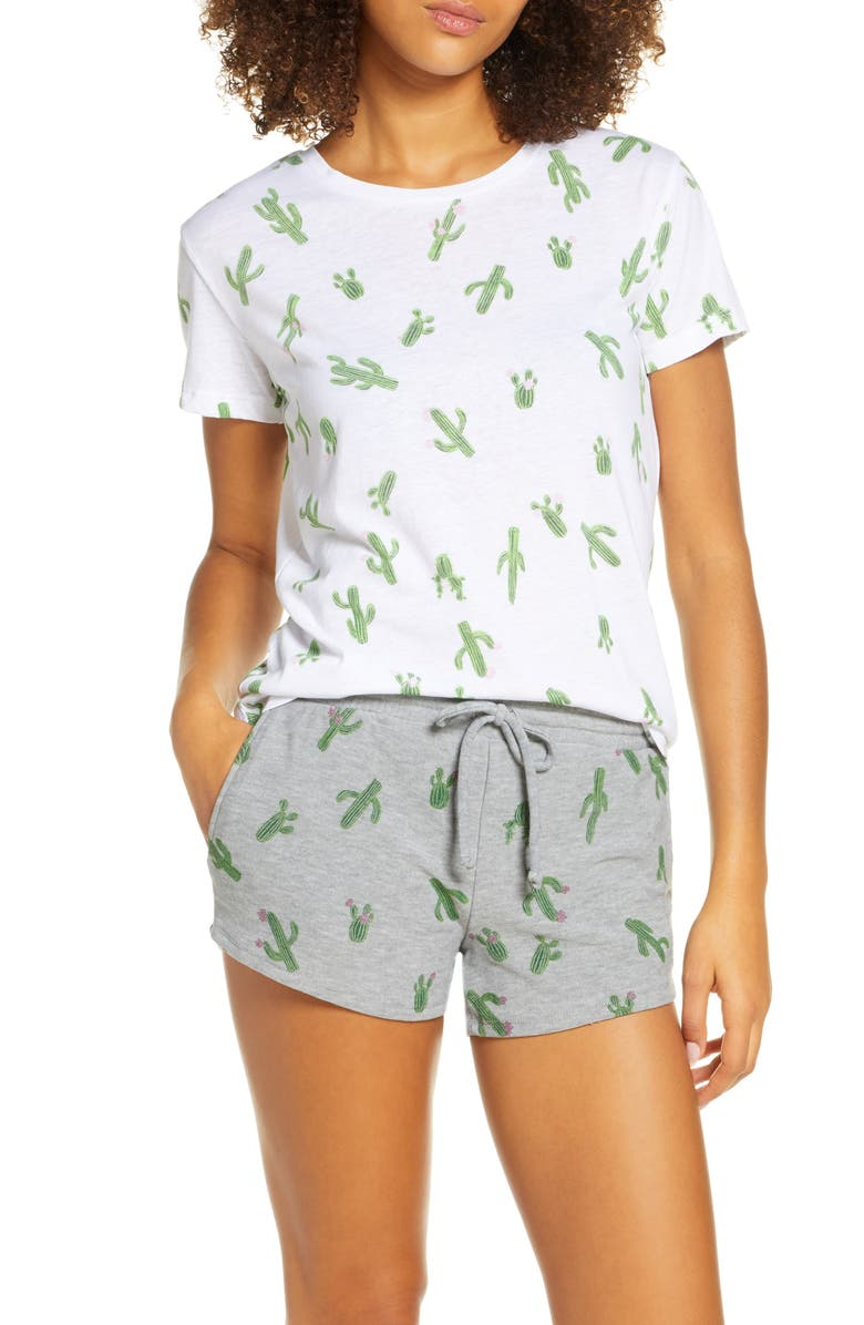 CHASER Cactus Season Graphic Tee, Main, color, 100
