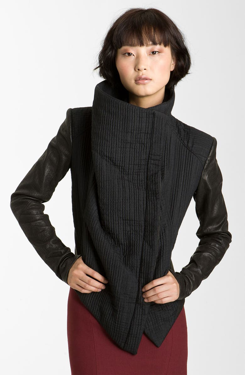 HELMUT LANG 'Blitz' Jacket, Main, color, 001
