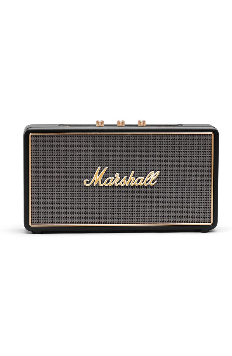 MARSHALL 'Stockwell' Bluetooth<sup>®</sup> Speaker, Main, color, Black