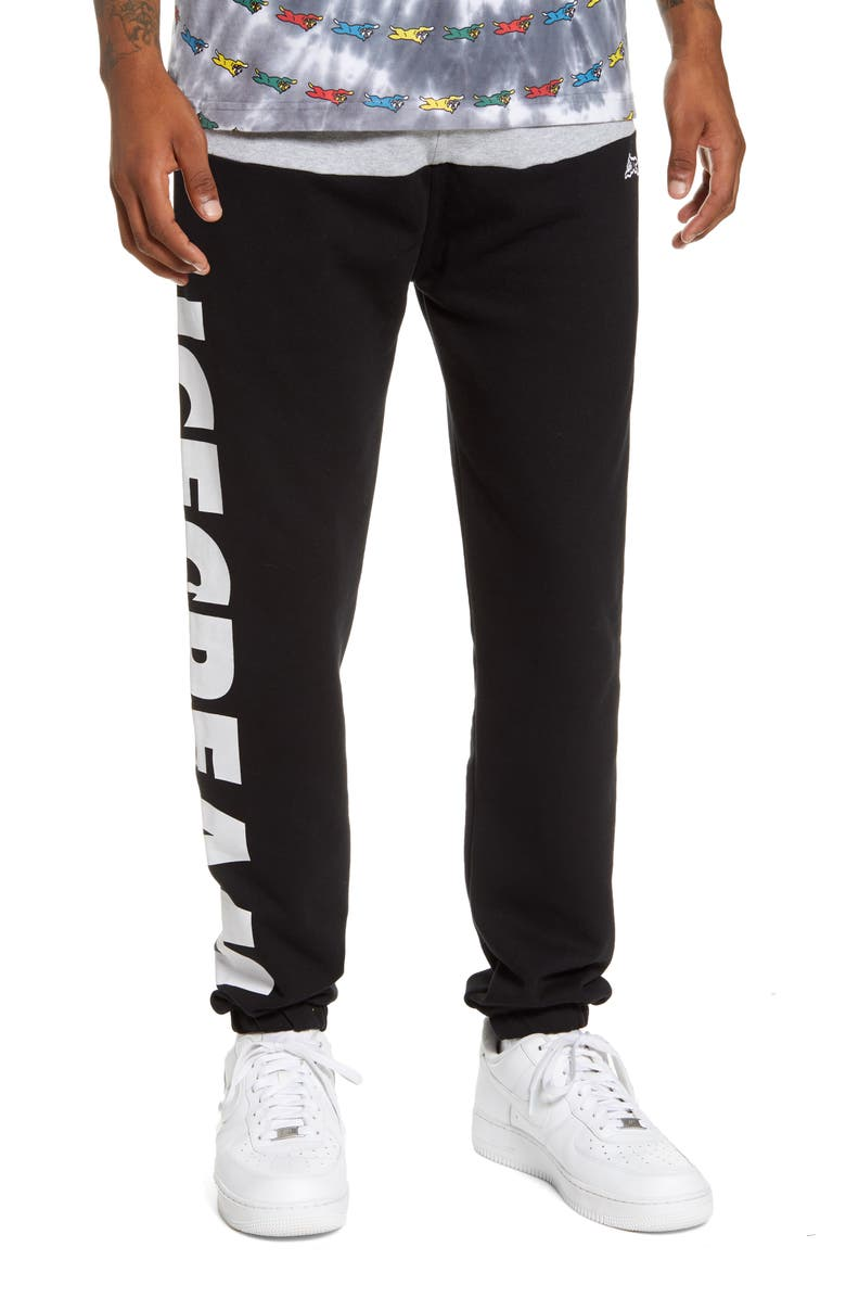 ICECREAM Minor Threat Sweatpants, Main, color, 001