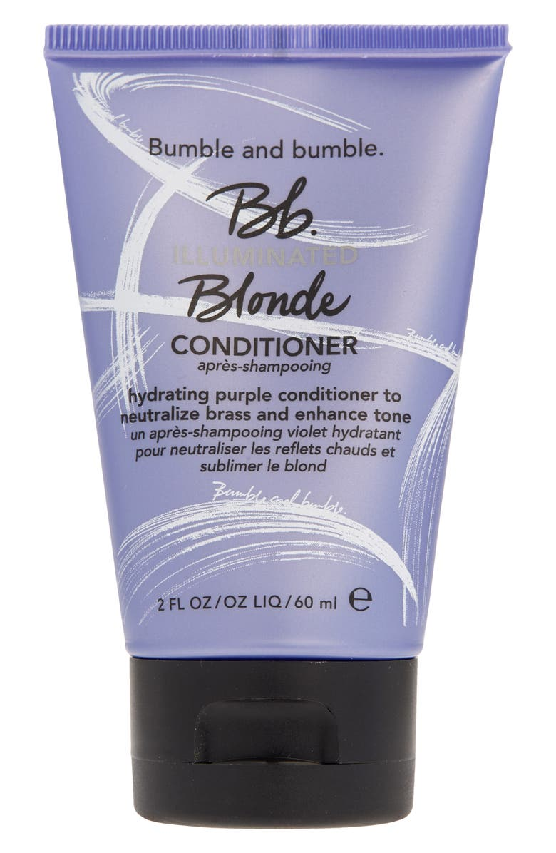 BUMBLE AND BUMBLE. Illuminated Blonde Conditioner, Main, color, NO COLOR