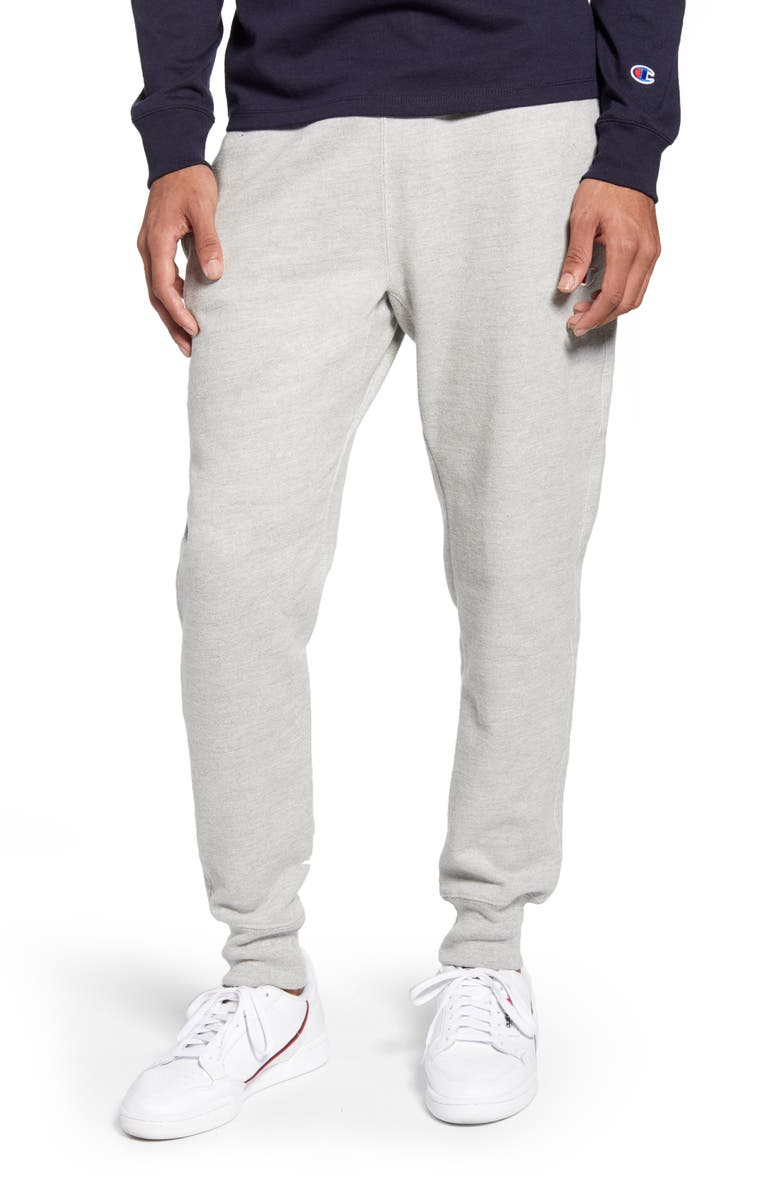 CHAMPION Reverse Weave<sup>®</sup> Joggers, Main, color, OXFORD GREY