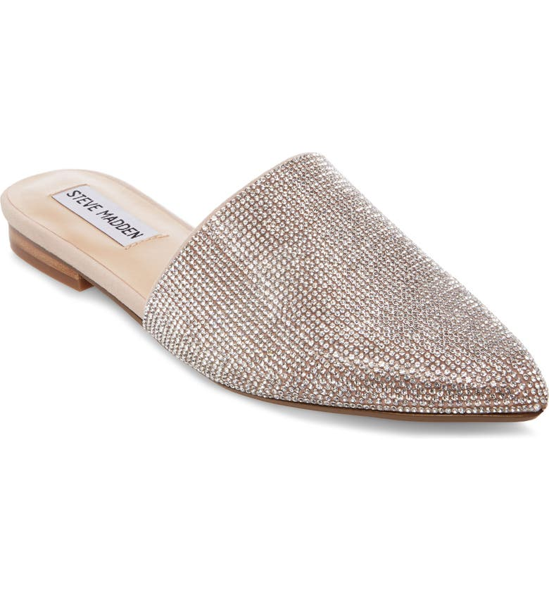 STEVE MADDEN Trace-R Crystal Mule, Main, color, 040