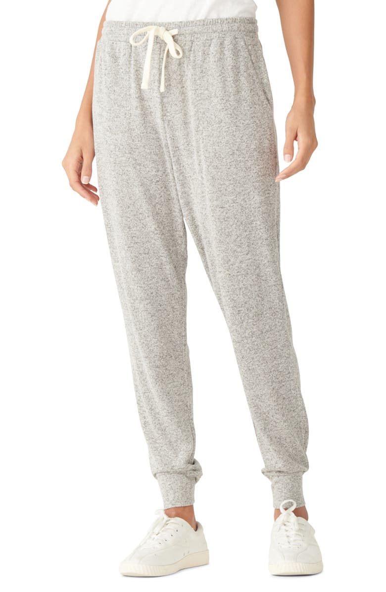 LUCKY BRAND Hacci Joggers, Main, color, HTR.GREY