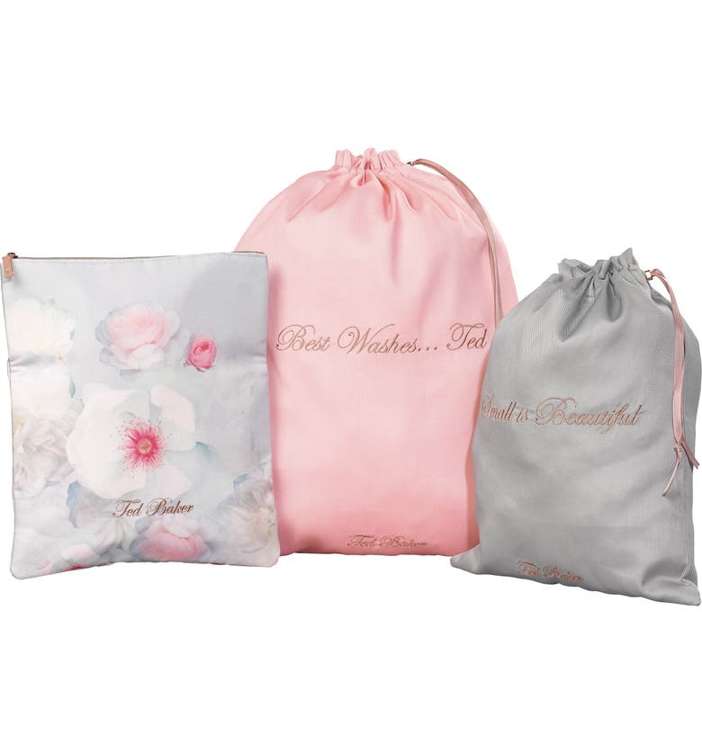 TED BAKER LONDON Laundry Bags & Case, Main, color, 020