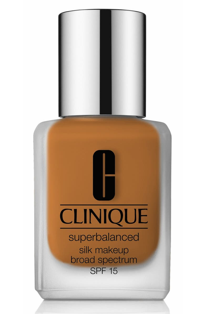 CLINIQUE Superbalanced Silk Makeup Broad Spectrum SPF 15, Main, color, 202