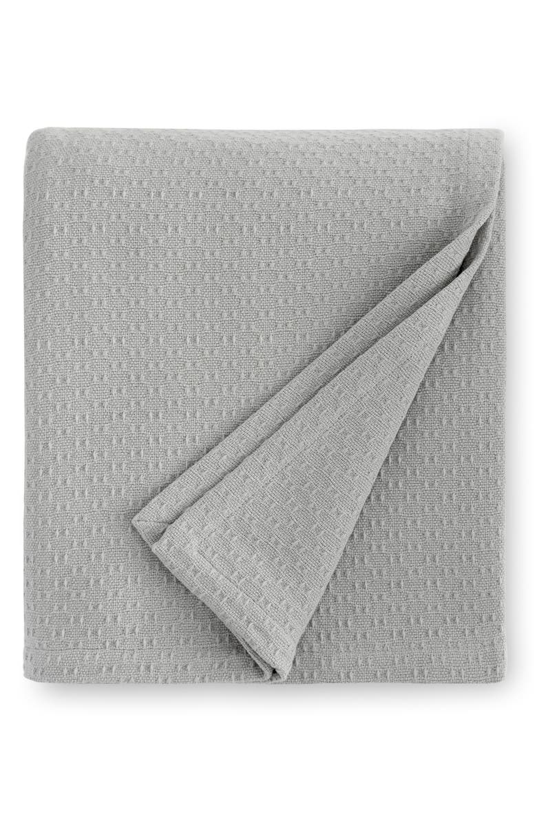 SFERRA Corino Blanket, Main, color, SILVER