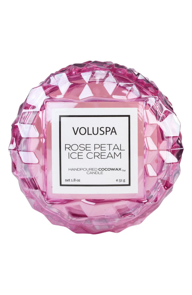 VOLUSPA Roses Macaron Candle, Main, color, 651