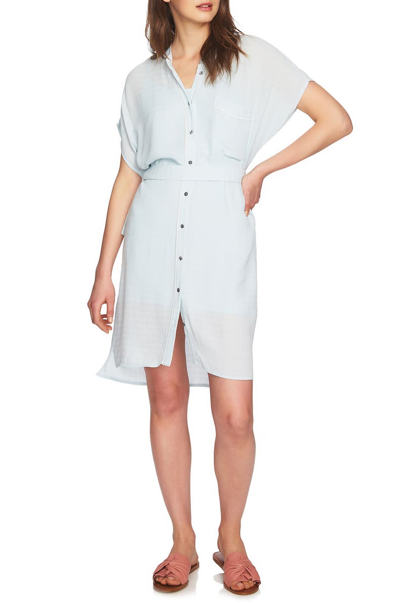 1.STATE Belted Shirtdress, Main, color, 470
