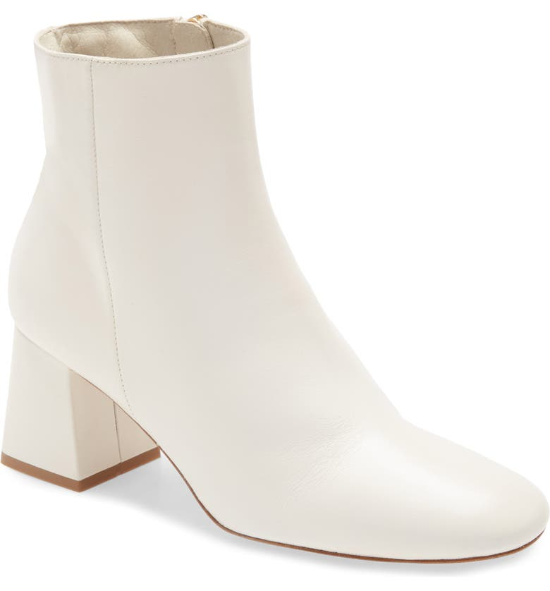 TED BAKER LONDON Squeraa Bootie, Main, color, IVORY LEATHER