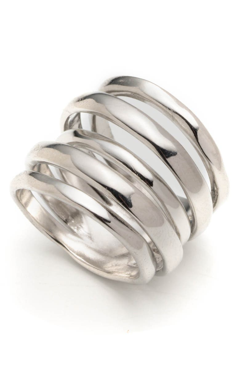 ALEXIS BITTAR Layered Ring, Main, color, 040
