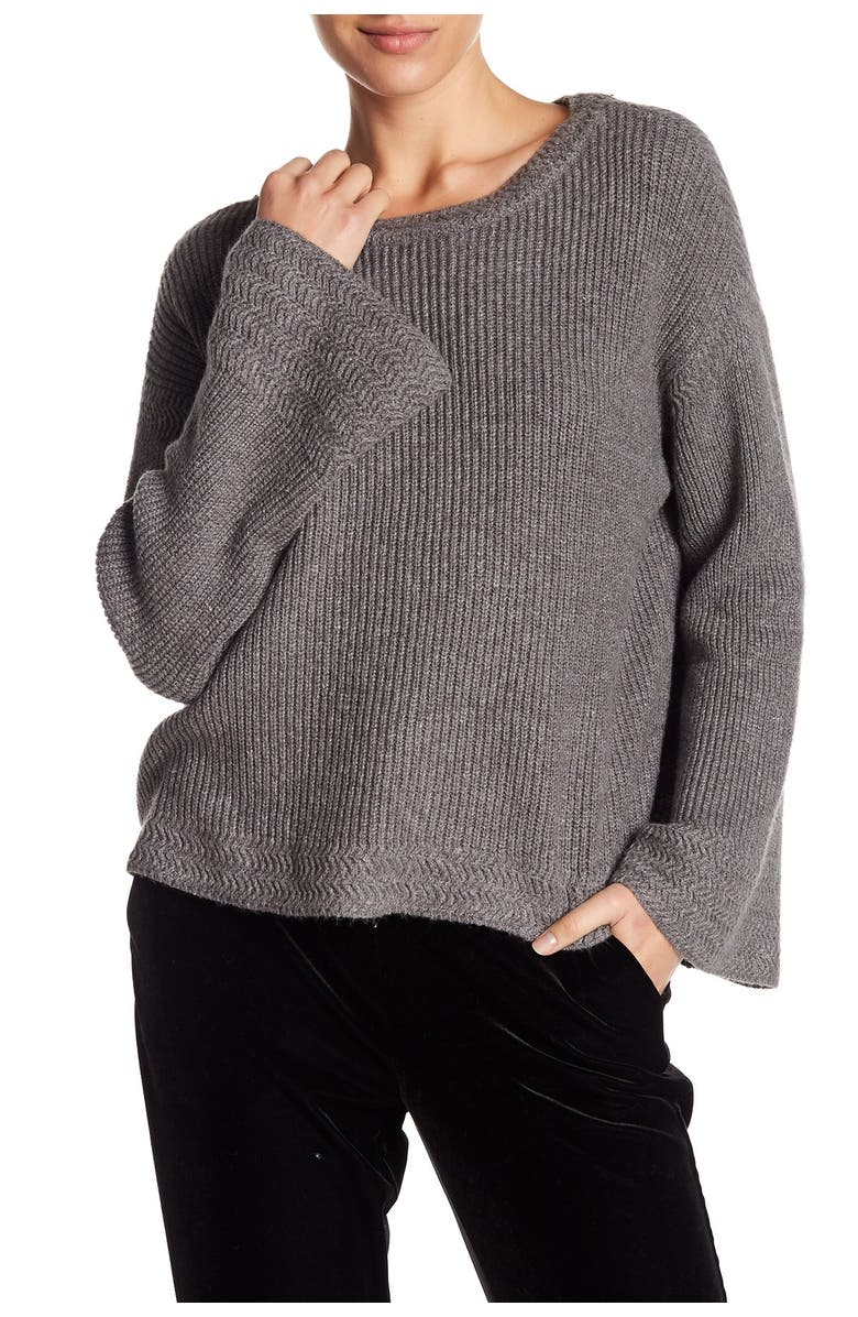 1.STATE Bell Sleeve Sweater, Main, color, 001