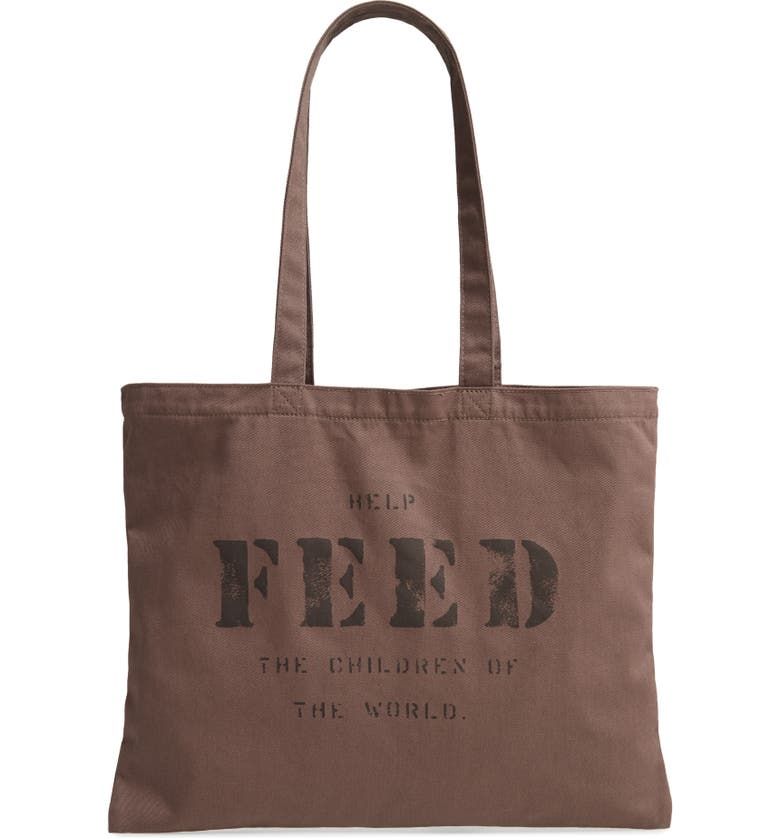 FEED 10 Tote, Main, color, 020