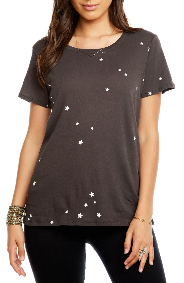 CHASER Mini Stars Tee, Main, color, 001
