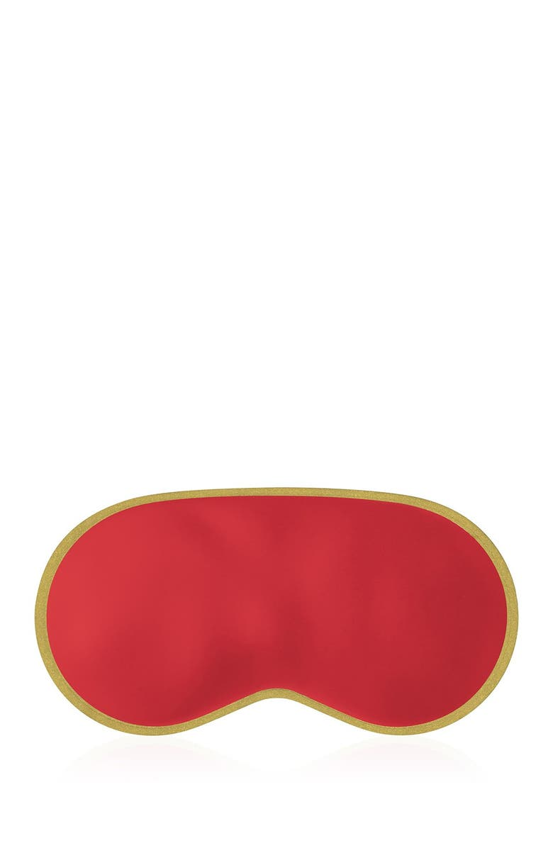 ILUMINAGE Skin Rejuvenating Eye Mask with Anti-Aging Copper Technology - Red, Main, color, NO COLOR
