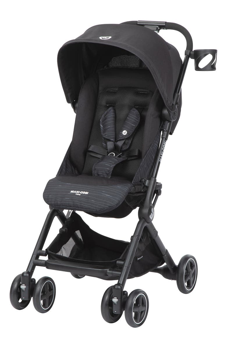 MAXI-COSI<SUP>®</SUP> Lara Ultra Compact Stroller, Main, color, SCRIBBLE- NORDSTROM EXCLUSIVE
