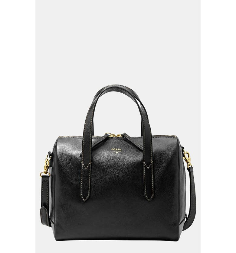 FOSSIL 'Sydney' Satchel, Main, color, 001