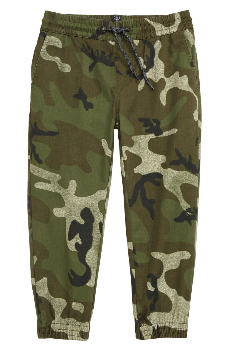 VOLCOM Frickin Modern Tap Jogger Pants, Main, color, CAMOUFLAGE