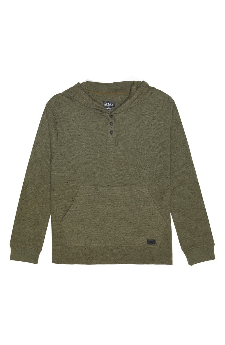 O'NEILL Apollo Nep Henley Hoodie, Main, color, 307