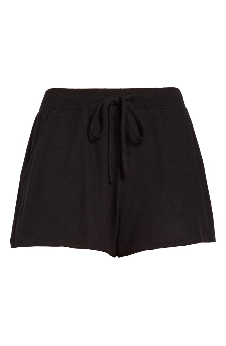 BP. Cozy Shorts, Main, color, Black