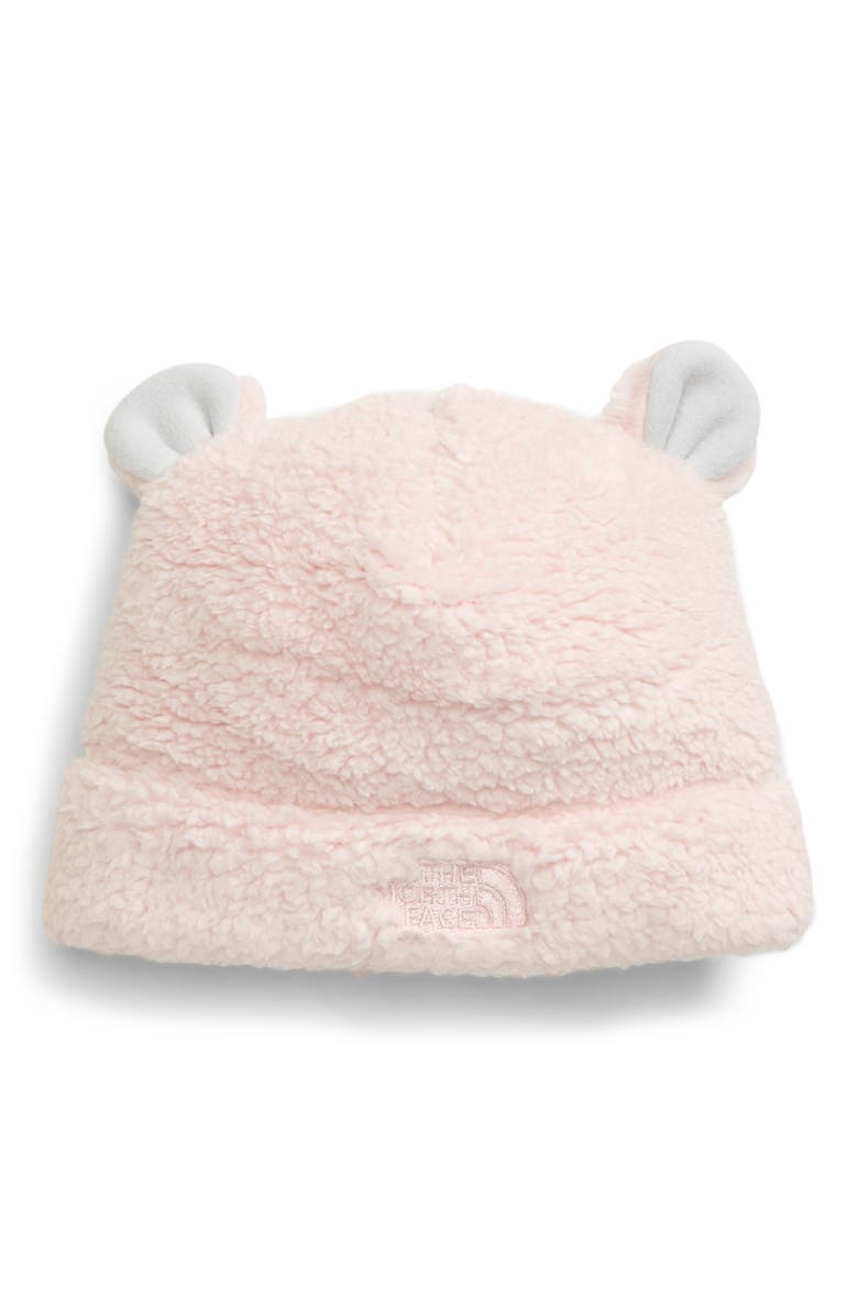 THE NORTH FACE Bear Beanie, Main, color, PURDY PINK