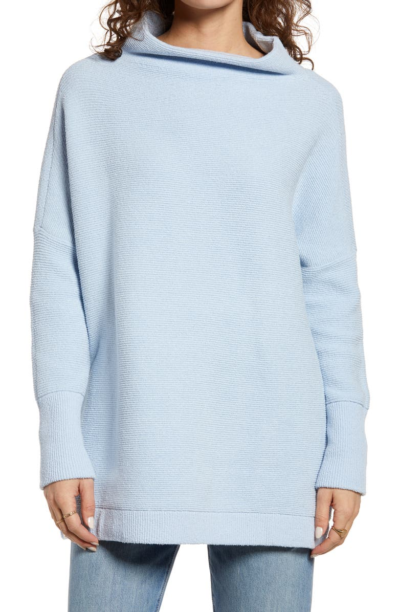 FREE PEOPLE Ottoman Slouchy Tunic, Main, color, ASTRAL