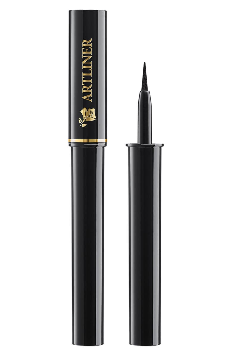 LANCÔME Artliner Precision Point Liquid Eyeliner, Main, color, NOIR