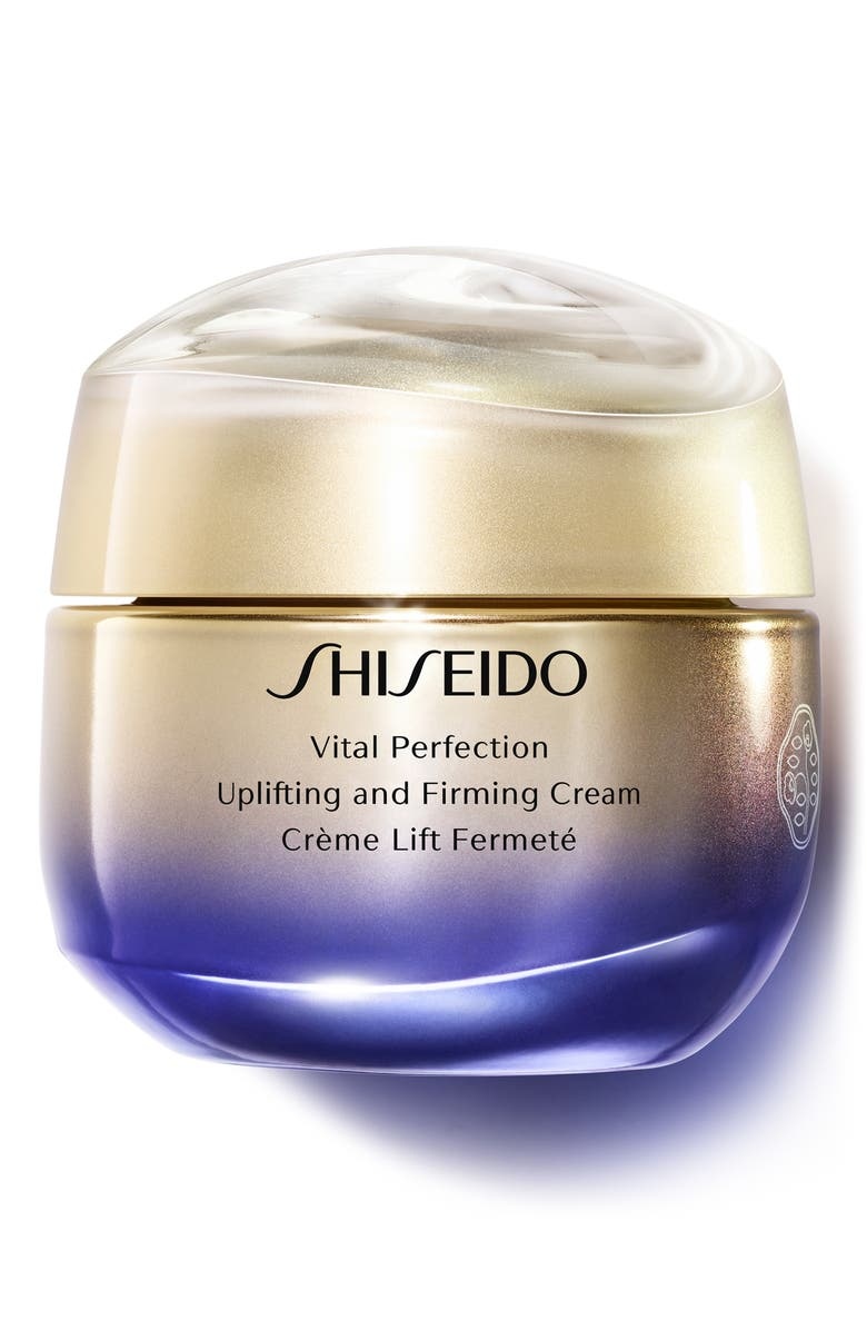 SHISEIDO Vital Perfection Uplifting and Firming Cream, Main, color, No Color